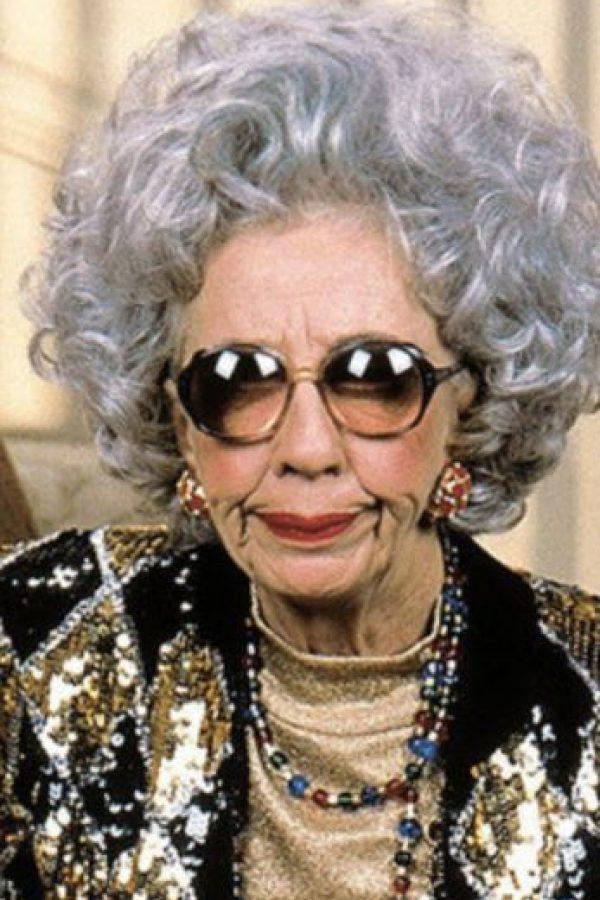 Ann Morgan Guilbert comenzó a ser famosa desde los años 60. Foto:vía CBS