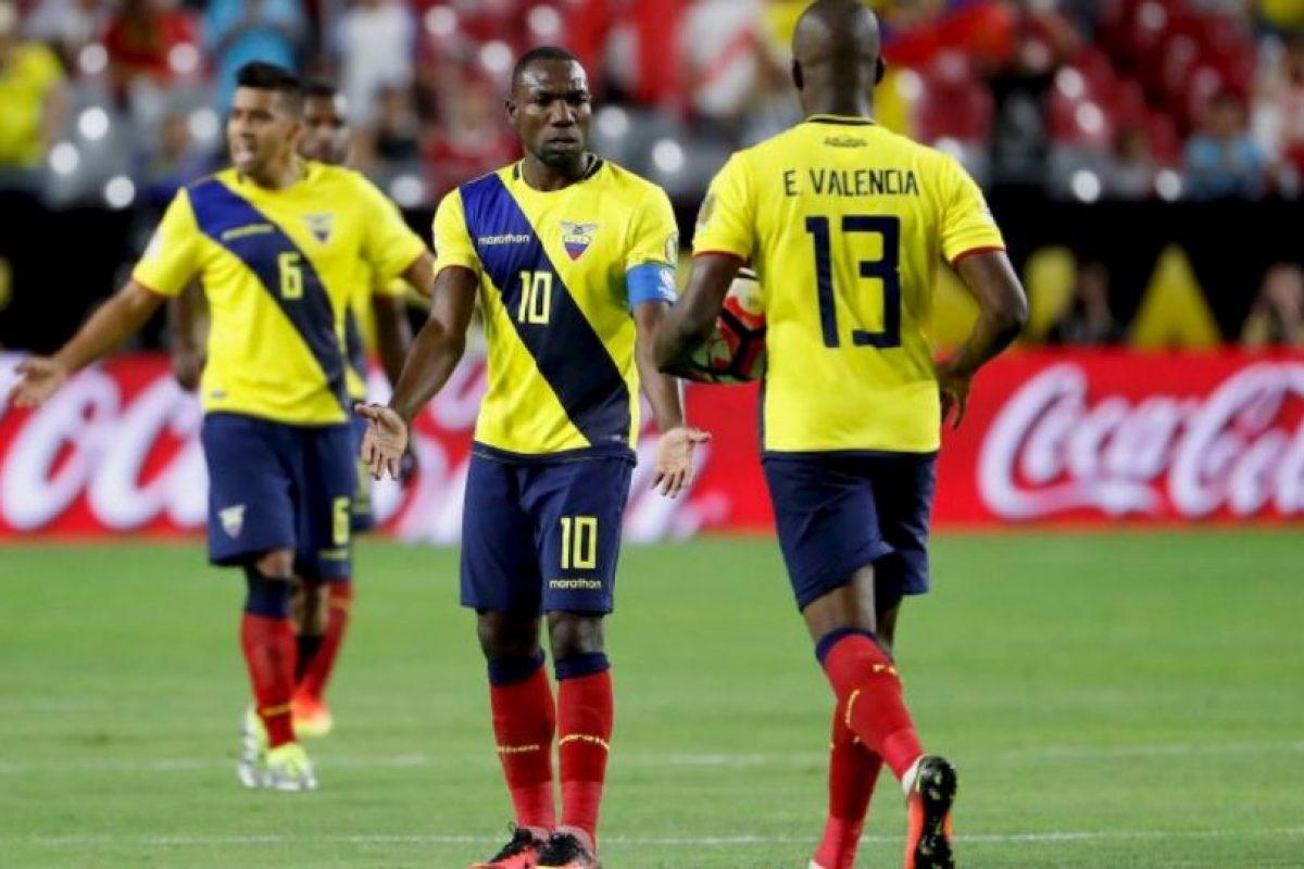 Es el primer partido de cuartos de final de la Copa América Centenerio Foto:Getty Images
