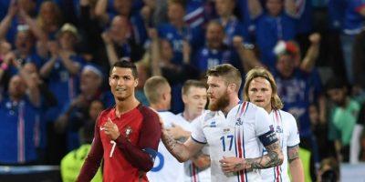 Cristiano Ronaldo empieza a sufrir presión en la Euro