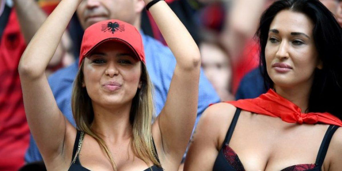 Euro 2016: Las guapas fans de Albania se vuelven virales