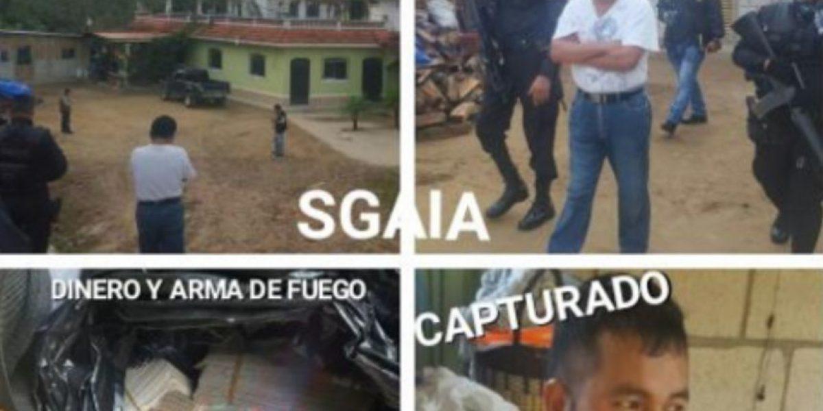 Exalcalde de Zacualpa queda ligado a proceso por lavado de dinero