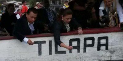 Fiscalía presenta acusación contra Baldetti y el resto de acusados por caso Lago de Amatitlán