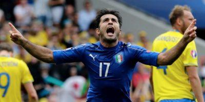 Italia esperó hasta el último suspiro para doblegar a Suecia