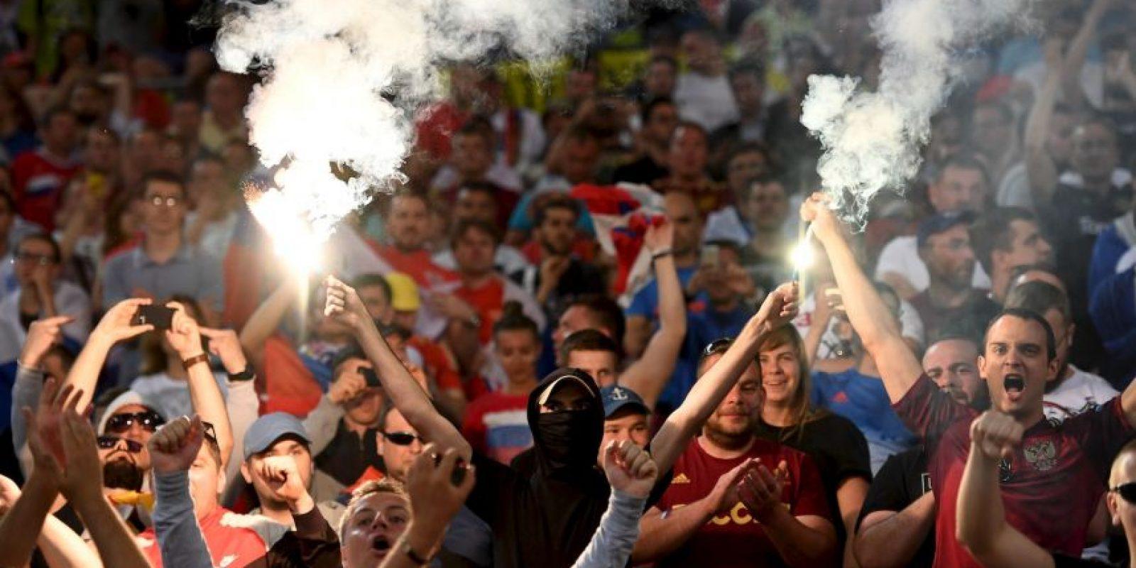 De extrema derecha, entrenados y violentos: radiografía de los ultras rusos Foto:Getty Images