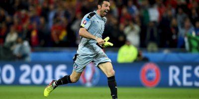 Italia, por su parte, mostró su jerarquía europea y venció por 2 a 0 a Bélgica Foto:Getty Images