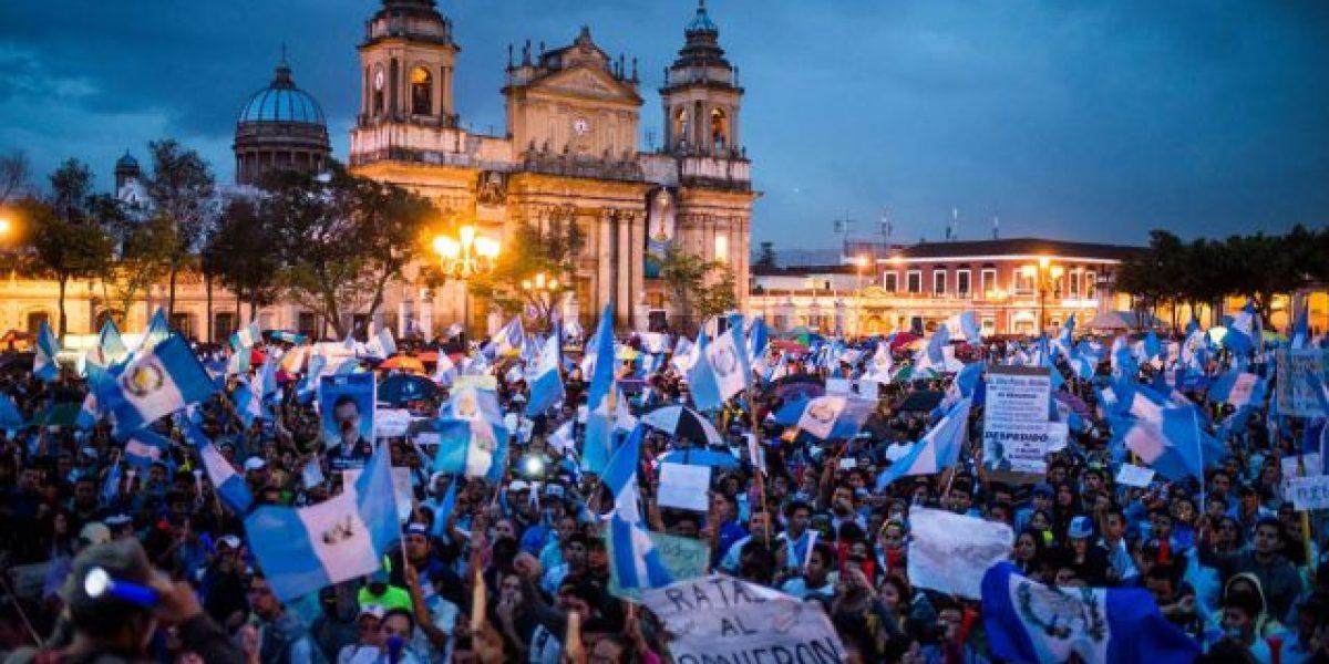 Recorrido interactivo: nueve años de la CICIG acompañando la historia de Guatemala