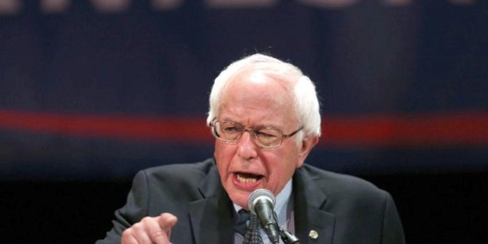 Sanders fue una opción para quienes no querían ni a Clinton ni a Trump. Foto:Getty Images