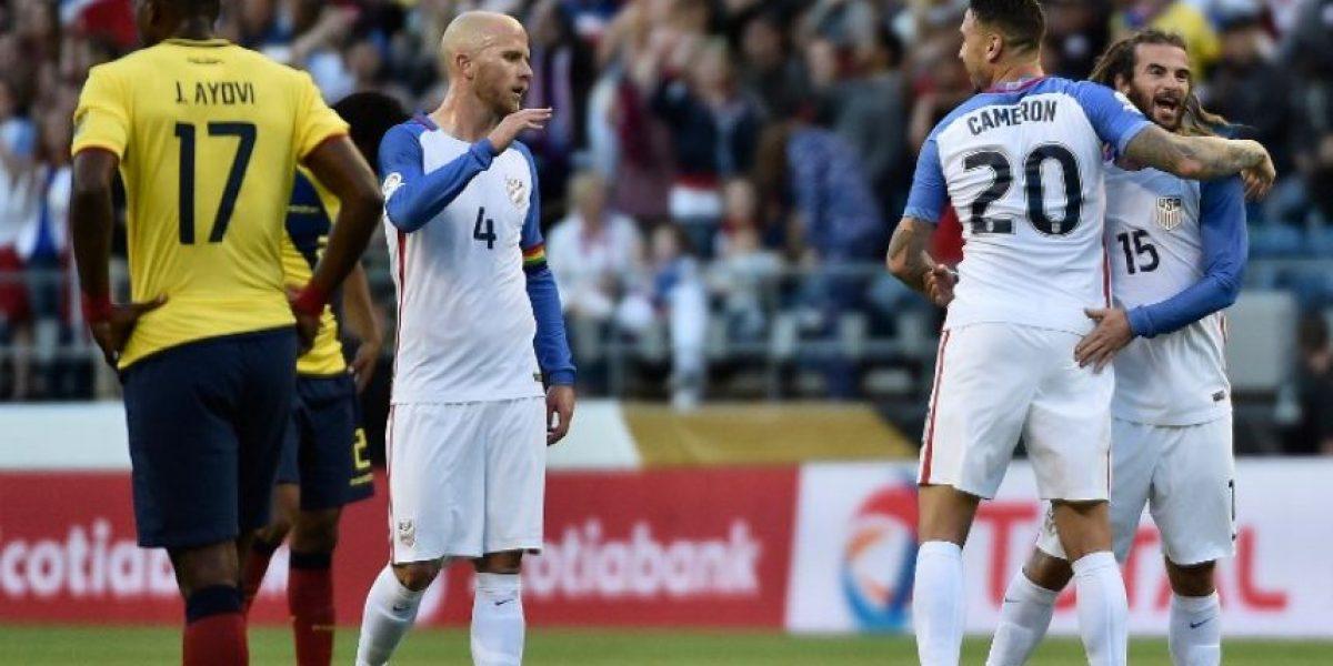 Resultado del partido Estados Unidos vs. Ecuador, Copa América Centenario 2016