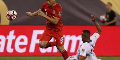 La precisión de Colombia le hizo falta a Perú que se quedó al margen de la Copa América Centenario. Foto:AFP