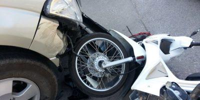 VIDEO. Accidentes de moto cobran protagonismo este sábado