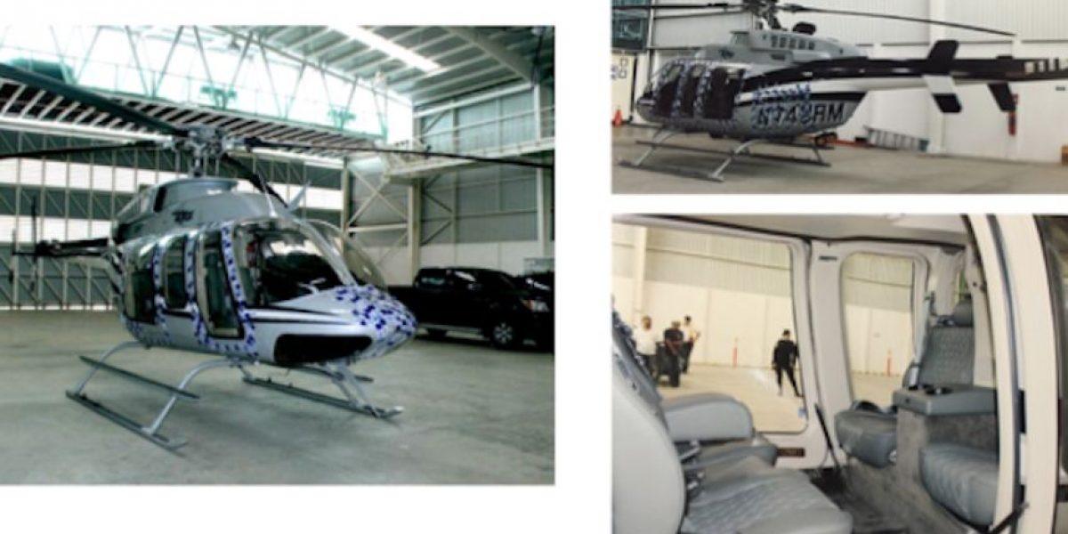 Fincas, lanchas, un helicóptero y un hotel es parte de lo embargado por casos de corrupción