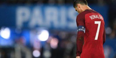 VIDEO. Esto dijo Cristiano Ronaldo después de fallar un penalti ante Austria
