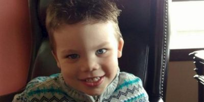 Lane Graves, el niño que murió tras ser arrastrado por un caimán Foto:Twitter.com/OrangeCoSheriff
