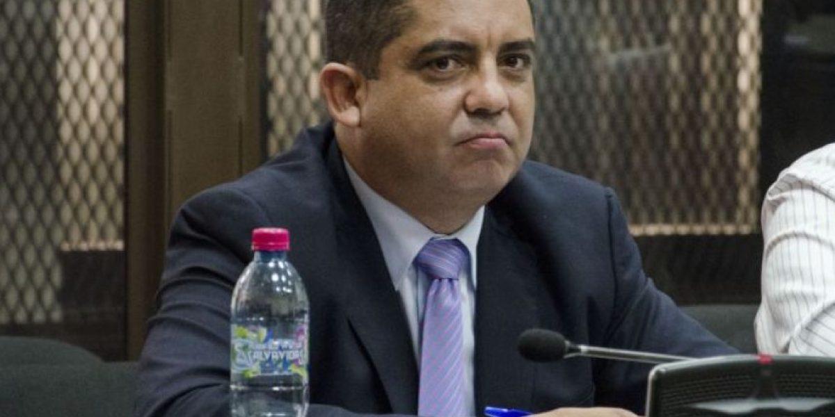 Exsecretario de Baldetti involucra a exdiputados del PP y hasta a la expresidenta del TSE