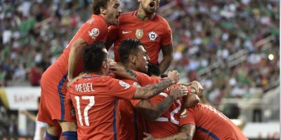 ¡Qué humillante! Chile le canta Las Golondrinas a México