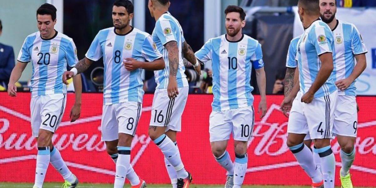 Lavezzi reveló qué fue lo primero que hicieron los jugadores de Argentina en los camerinos