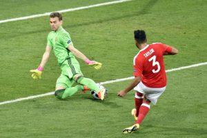 La selección galesa hizo suyo el primer puesto del grupo con dos victorias en tres juegos. Foto:AFP