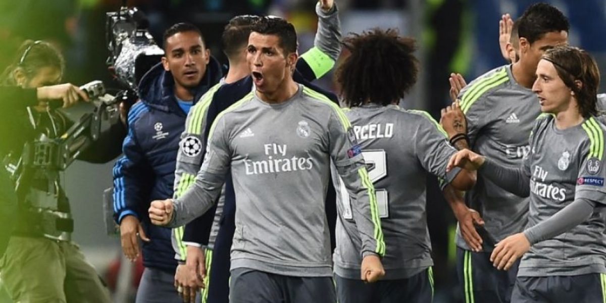 VIDEO. El gol de CR7 que fue elegido el mejor de la temporada
