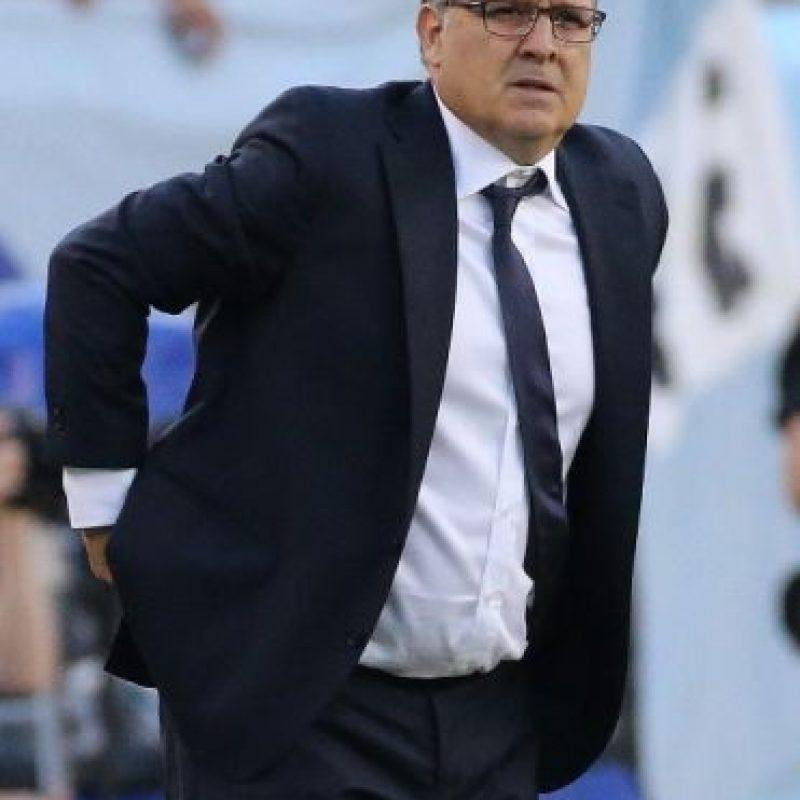 Gerardo Martino, técnico de Argentina. Foto:AFP