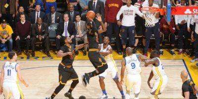 Cleveland rompió con una racha de 52 años sin celebrar un título gracias a los Cavaliers. Foto:AFP