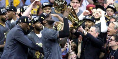 Los Cavaliers rompen el embrujo y son los campeones de la NBA