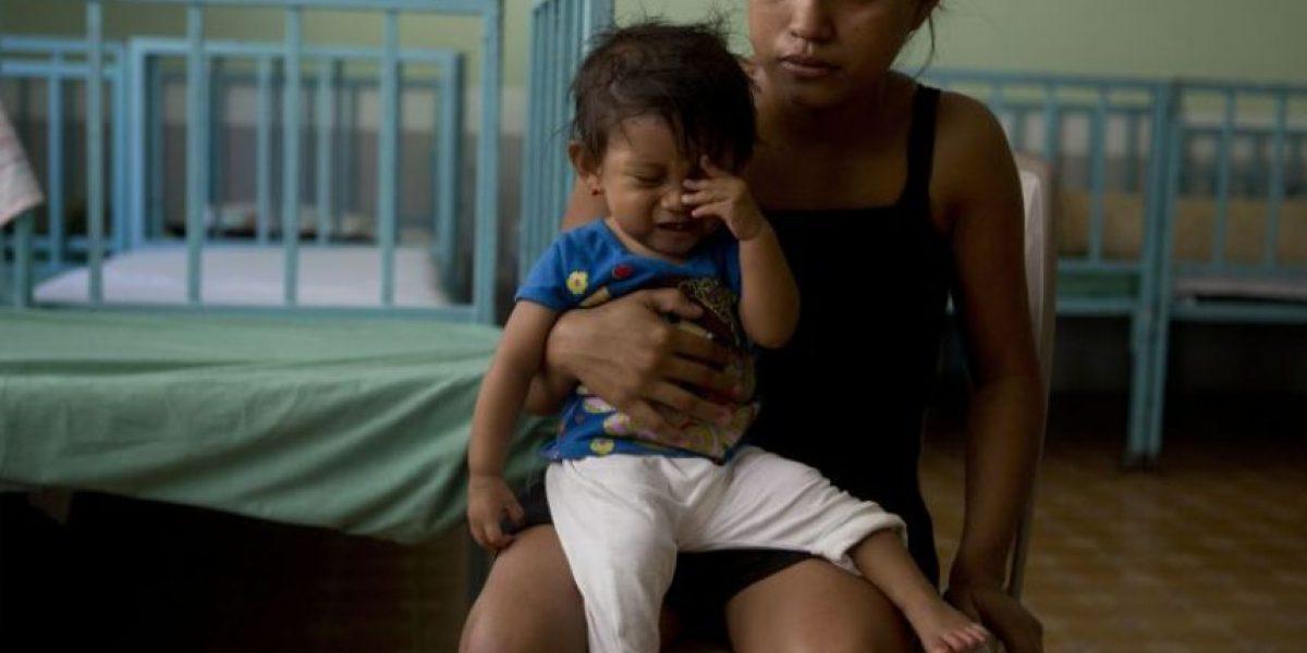 ¿Cuál es el mes en el que hay más casos de desnutrición en el país?