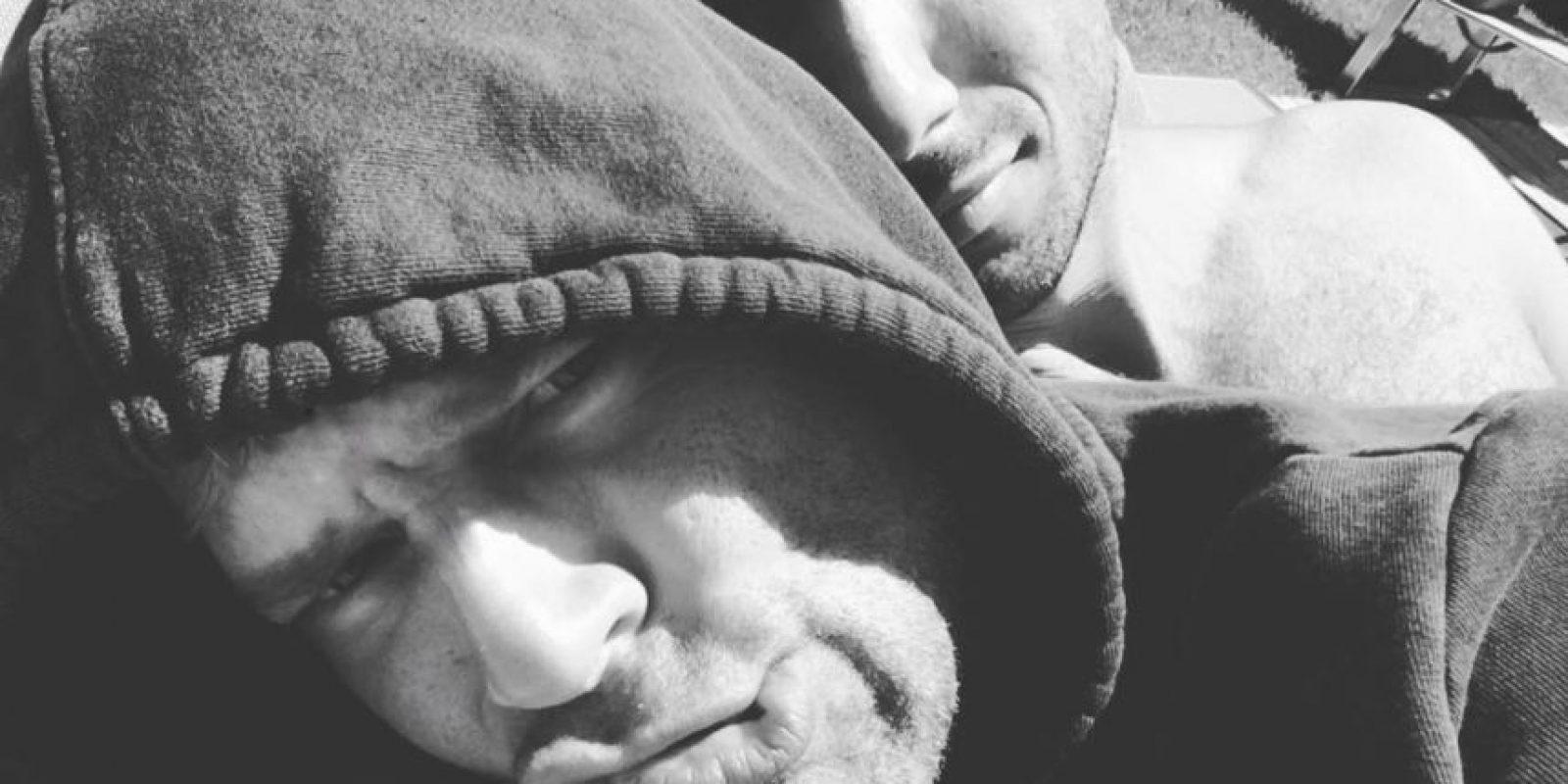 Ricky Martin y Jwan Yosef. Foto:Instagram @rickymartin