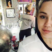 ¿Será la camiseta del actor? Foto:Instagram @mileycyrus