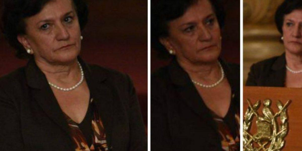 """Anabella Morfín Mansilla: """"encontré el escritorio literalmente vacío"""""""
