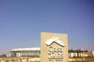 Foto:Casa de Dios