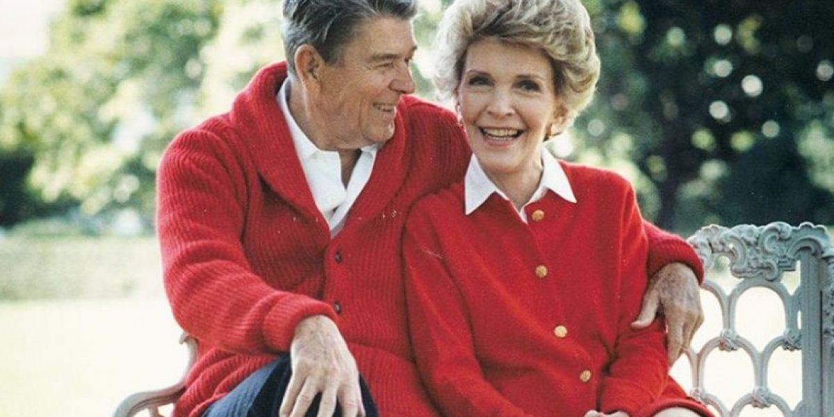 Así se verán Ronald y Nancy Reagan en