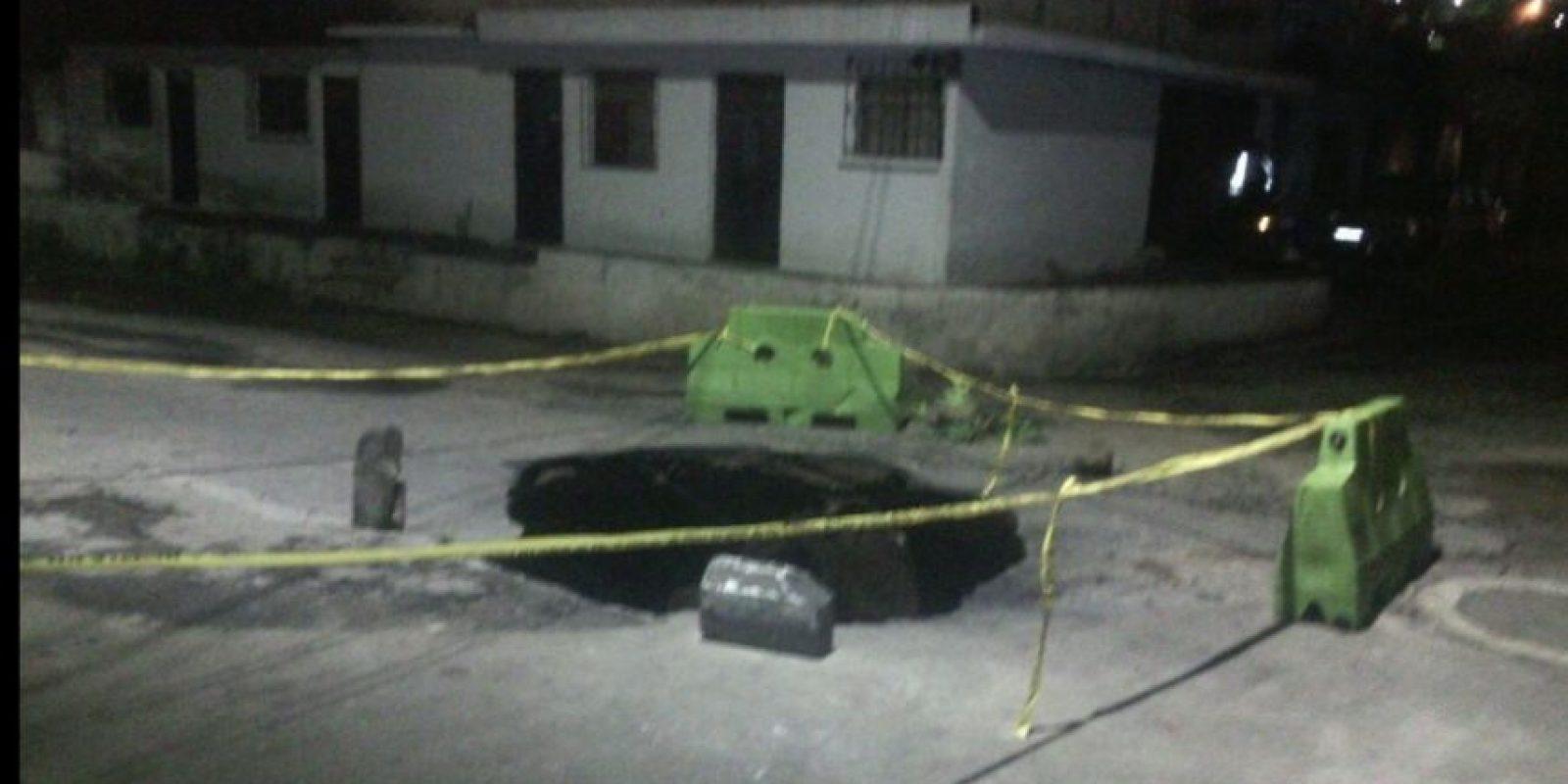 Foto:PMT de Villa Nueva