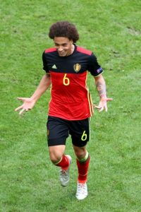 Axel Witsel Foto: Getty Images