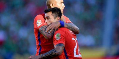 Chile, en tanto, humilló a México con una goleada por 7 a 0 y se perfiló nuevamente como candidato Foto:Getty Images