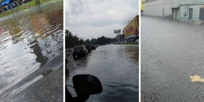 Conred insiste en que no se tire basura en la calle para evitar inundaciones