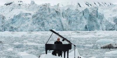 VIDEO. Pianista denuncia con esta hermosa pieza el cambio climático en el ártico