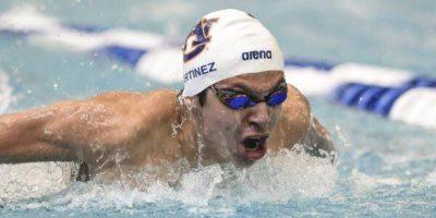 Luis Carlos Martínez se da un triple baño de oro en EEUU
