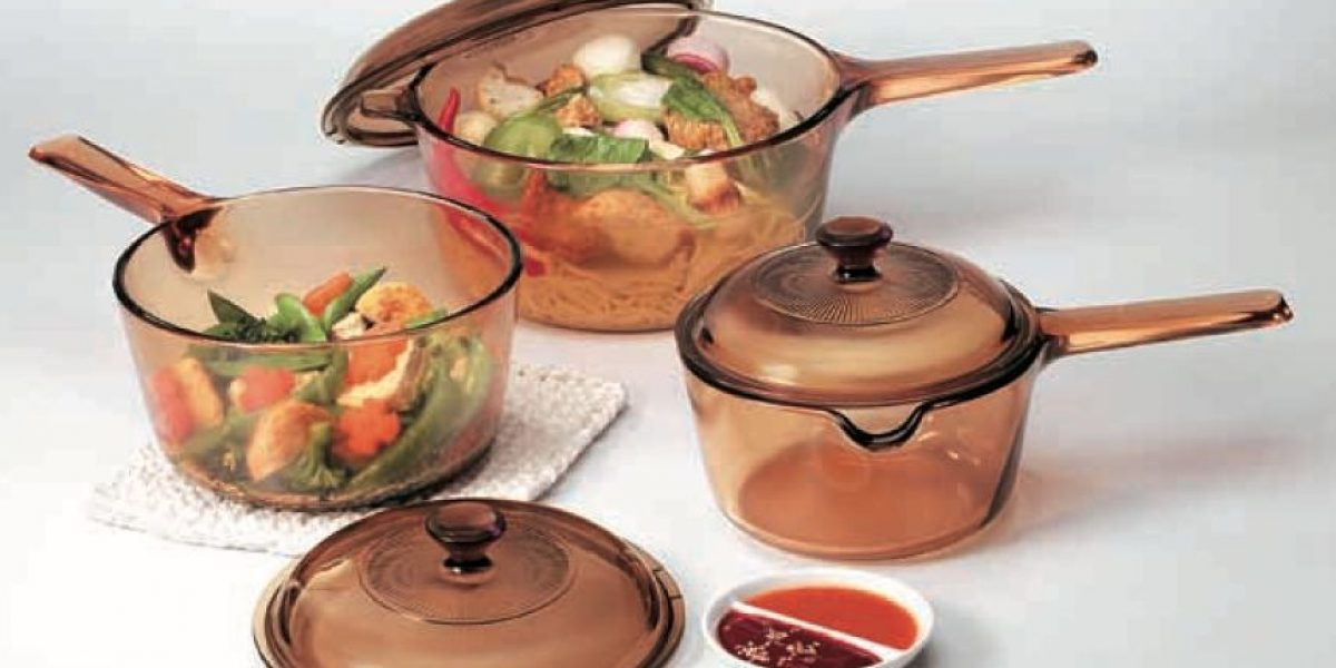 Esto es lo que puedes cocinar en las nuevas ollas de vidrio