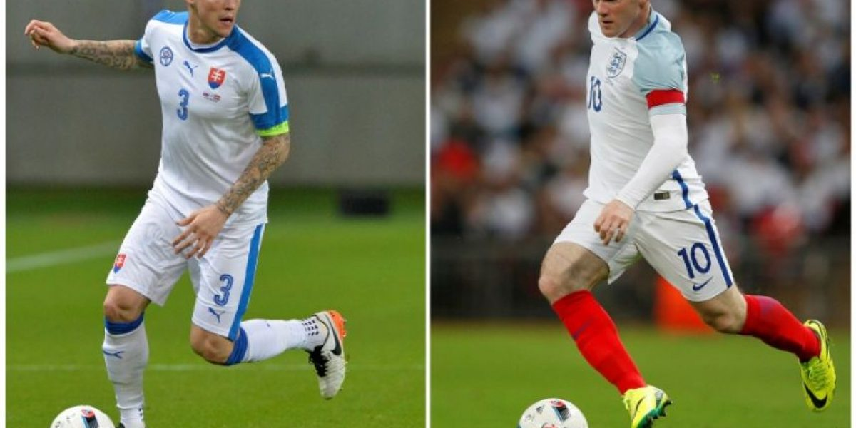 Inglaterra busca la clasificación ante una dura Eslovaquia