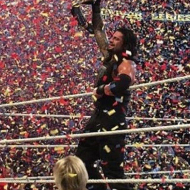 2. Roman Reigns Foto:WWE