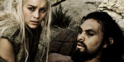 Khal Drogo murió asfixiado por Dany, luego de quedar en estado vegetativo tras un combate. Foto:vía HBO