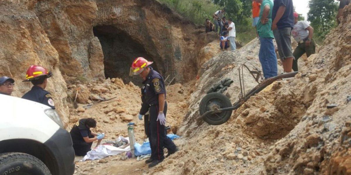 Hombre muere soterrado en Palencia mientras trabajaba