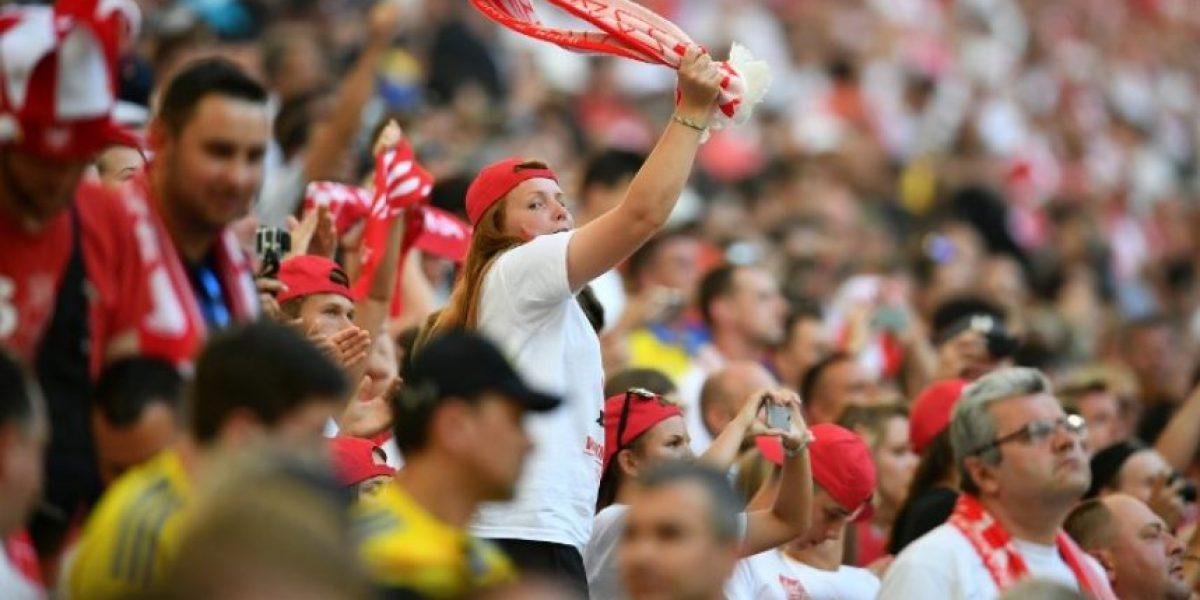 #Euro2016 Polonia sella su pase a octavos con triunfo sobre Ucrania