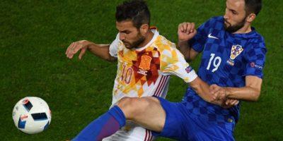 Croacia dio el campanazo al vencer 2-1 al campeón de la Euro 2016. Foto:AFP