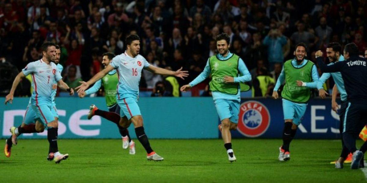 #Euro2016 Turquía reacciona y elimina a la República Checa