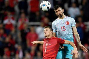 Los turcos lograron un resultado que mantiene vivas sus esperanzas. Foto:AFP