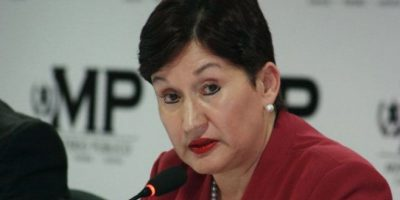 Fiscal general denuncia ataques y el #YoApoyoAThelmaAldana se vuelve viral