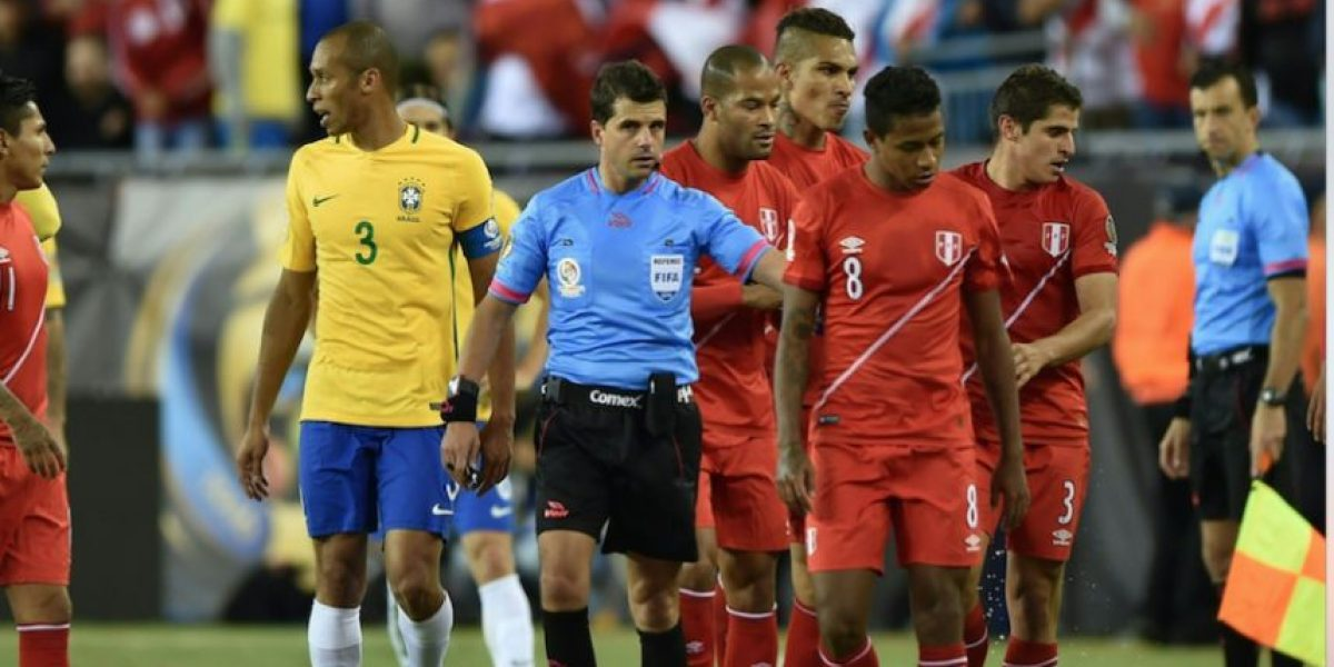 El árbitro