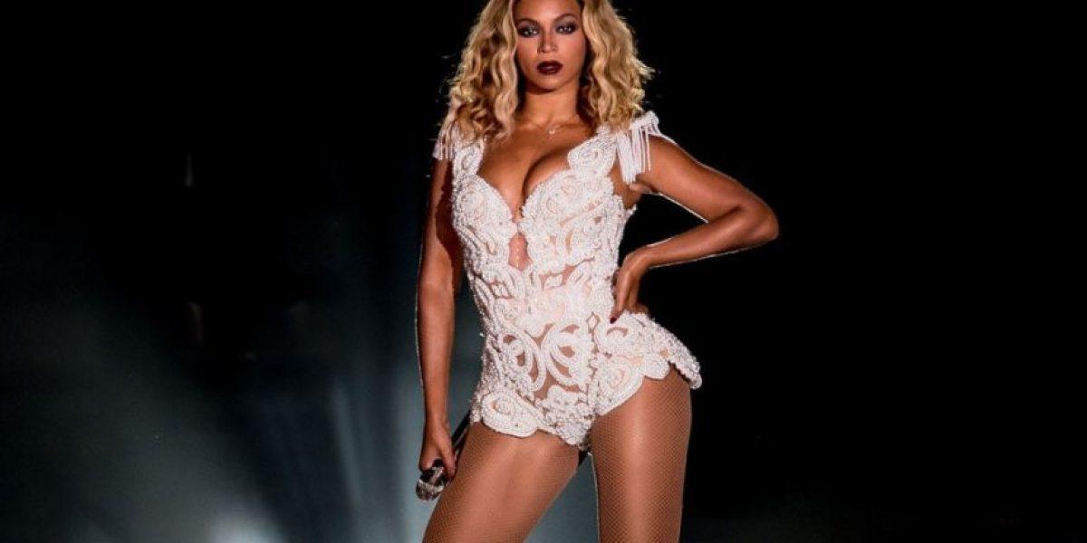 Sin Photoshop, así luce el cuerpo de Beyoncé en traje de baño