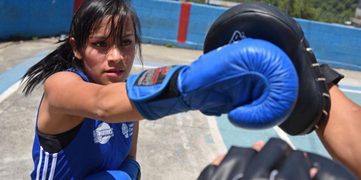 Jóvenes guatemaltecos usan los puños contra las garras de las pandillas